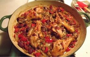 Mediterranean Chicken Ragout